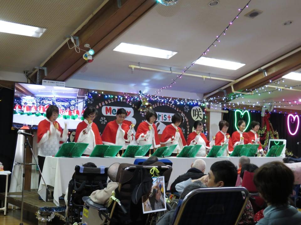 クリスマス会を行いました